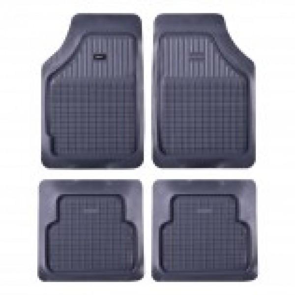 Gepard Универсальные резиновые коврики Prima 1 чёрная